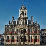 Голландская архитектура летом