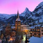 Швейцарский город