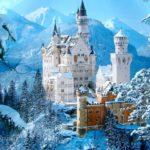 Зимний замок в Германии