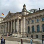 Монументальная архитектура в Германии
