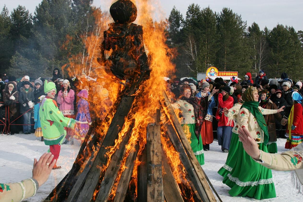 Масленница в Беларуси