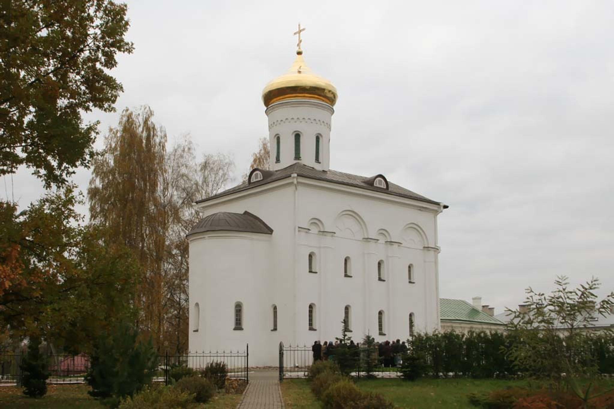 Спасский собор Полоцк