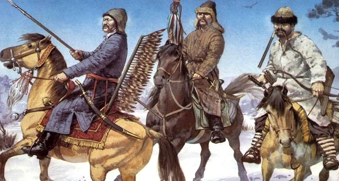 Татарская конница ВКЛ
