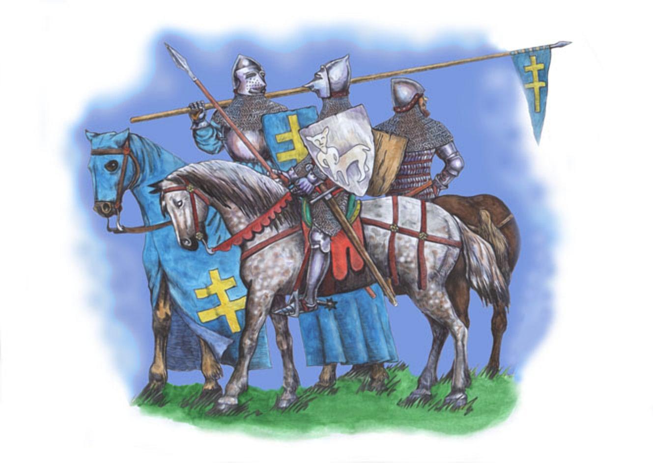Тяжелая кавалерия ВКЛ
