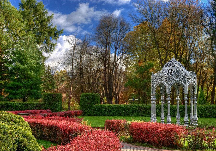 Центральный ботанический сад Беларуси