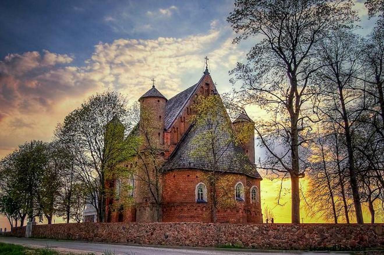 Церковь в Сынковичах