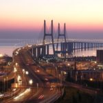 Мост в Португалии