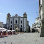 Площадь в Португалии