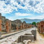 Италия, развалины