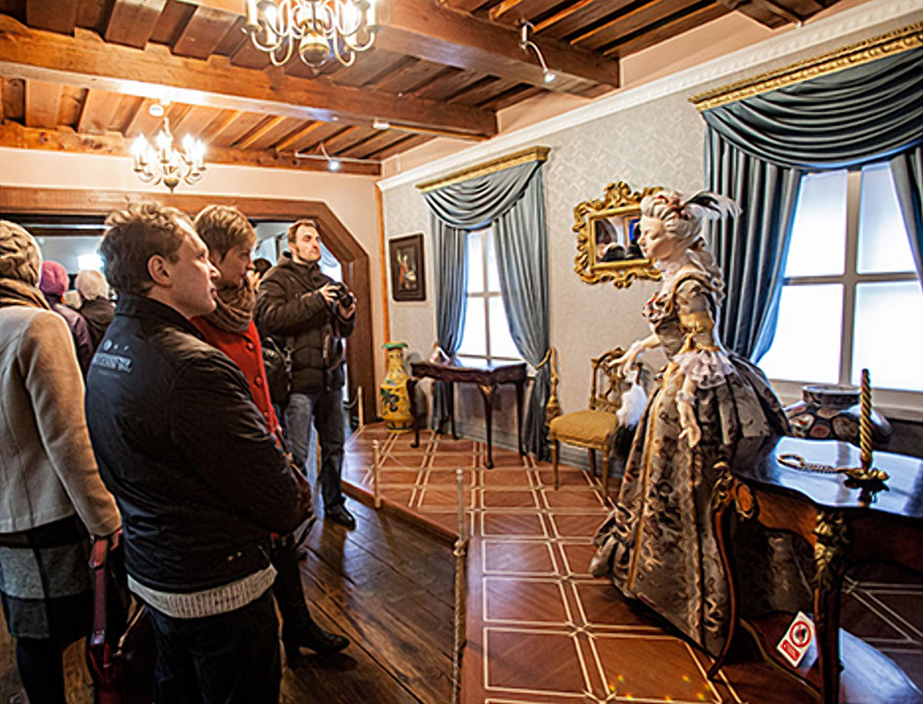 Дом-музей Суворова