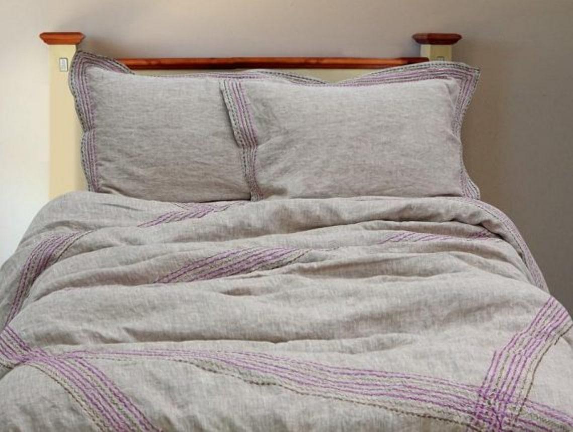 Льняное оршанское постельное белье