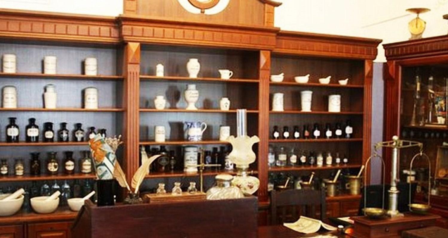 Музей-аптека в Гродно