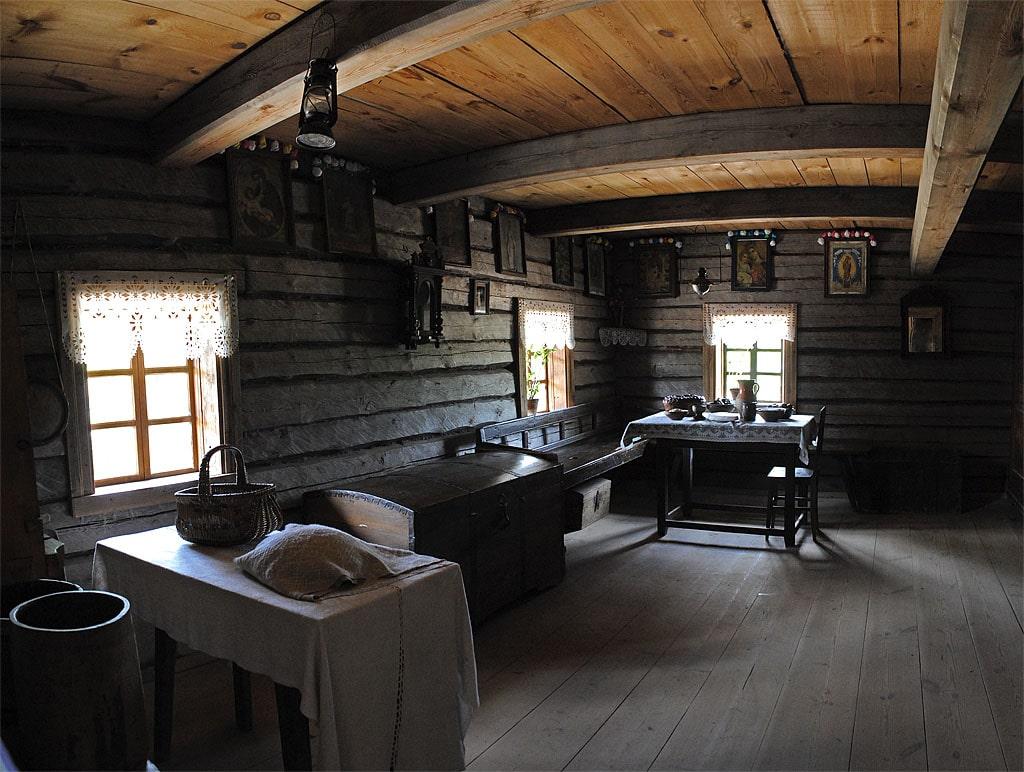 Музей Озерцо интерьер