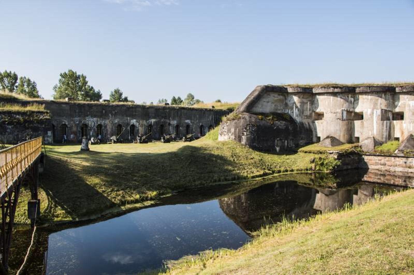 Музей 5 форт в Бресте