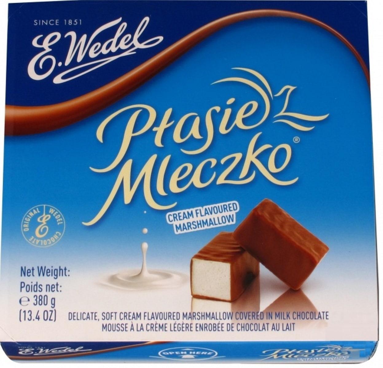 Птичье молоко пришло из Польши