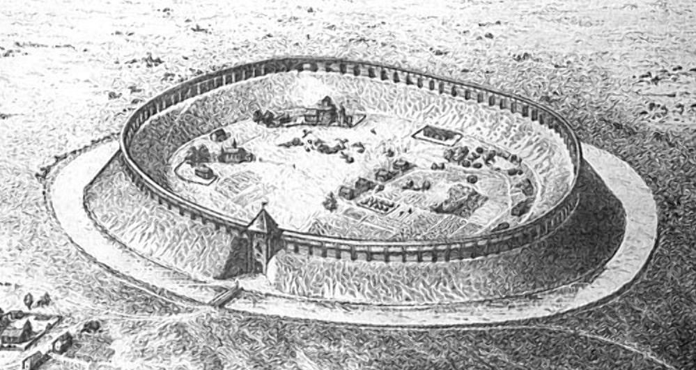 Друцк - крупнейший невольничий рынок Древней Руси