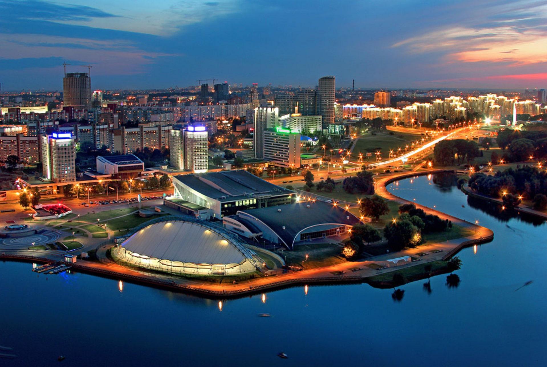 Европейские игры 2019 пройдут в Минске