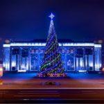 Елка в Минске