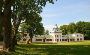 Залесье - имение Огинского