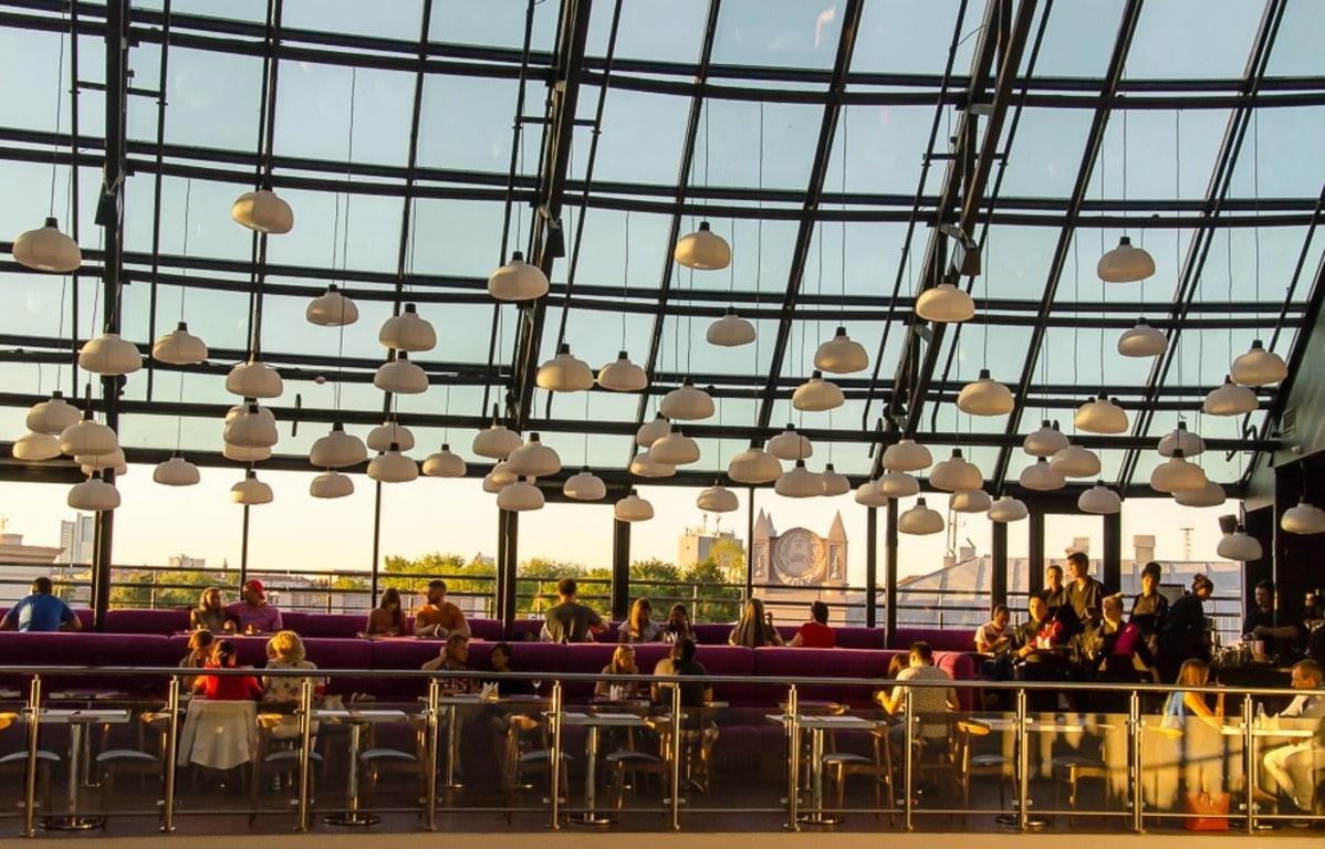 Кафе Балкон