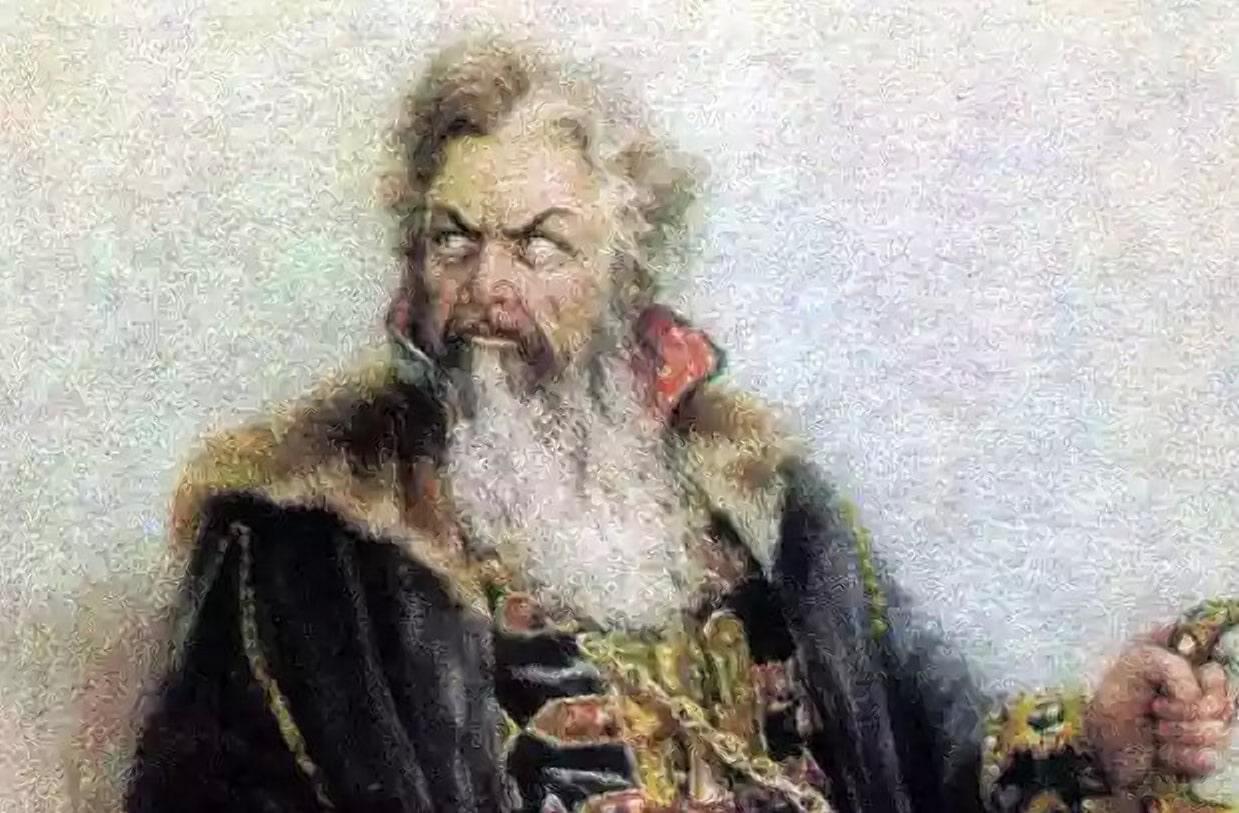 Князь Иван Хованский