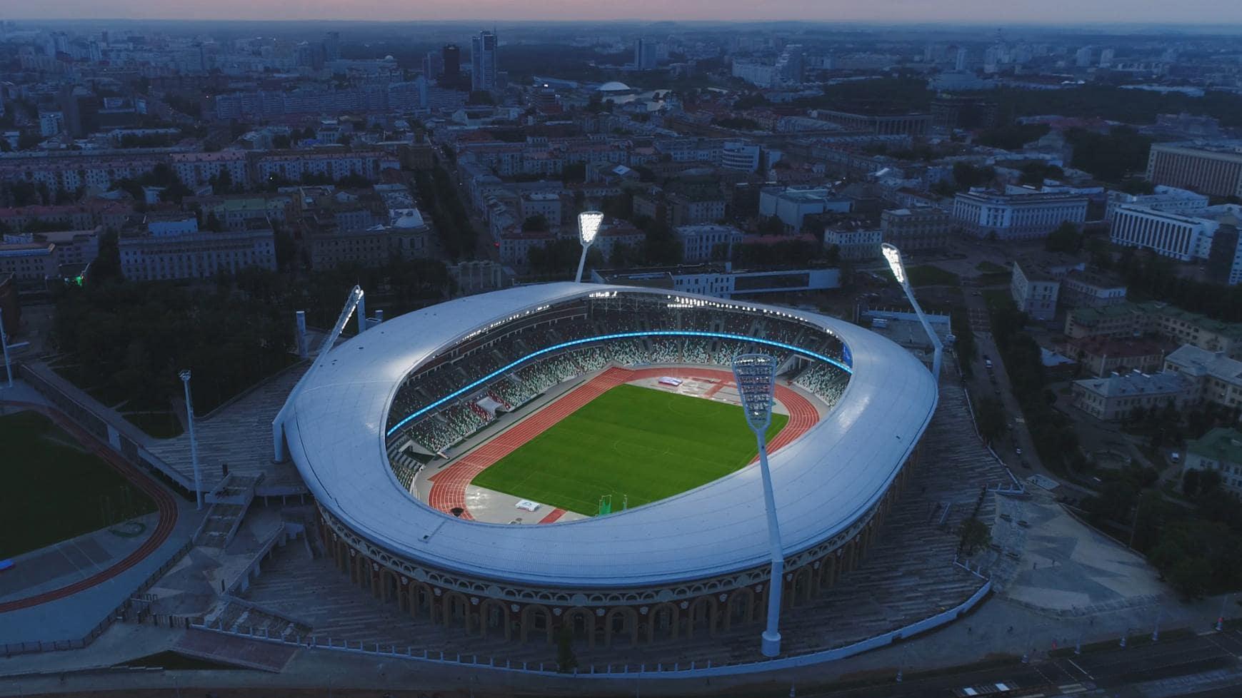 Национальный стадион Динамо