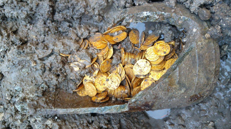 Ненайденный клад Петра Хованского