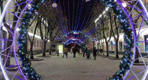 Новый Год, Брест