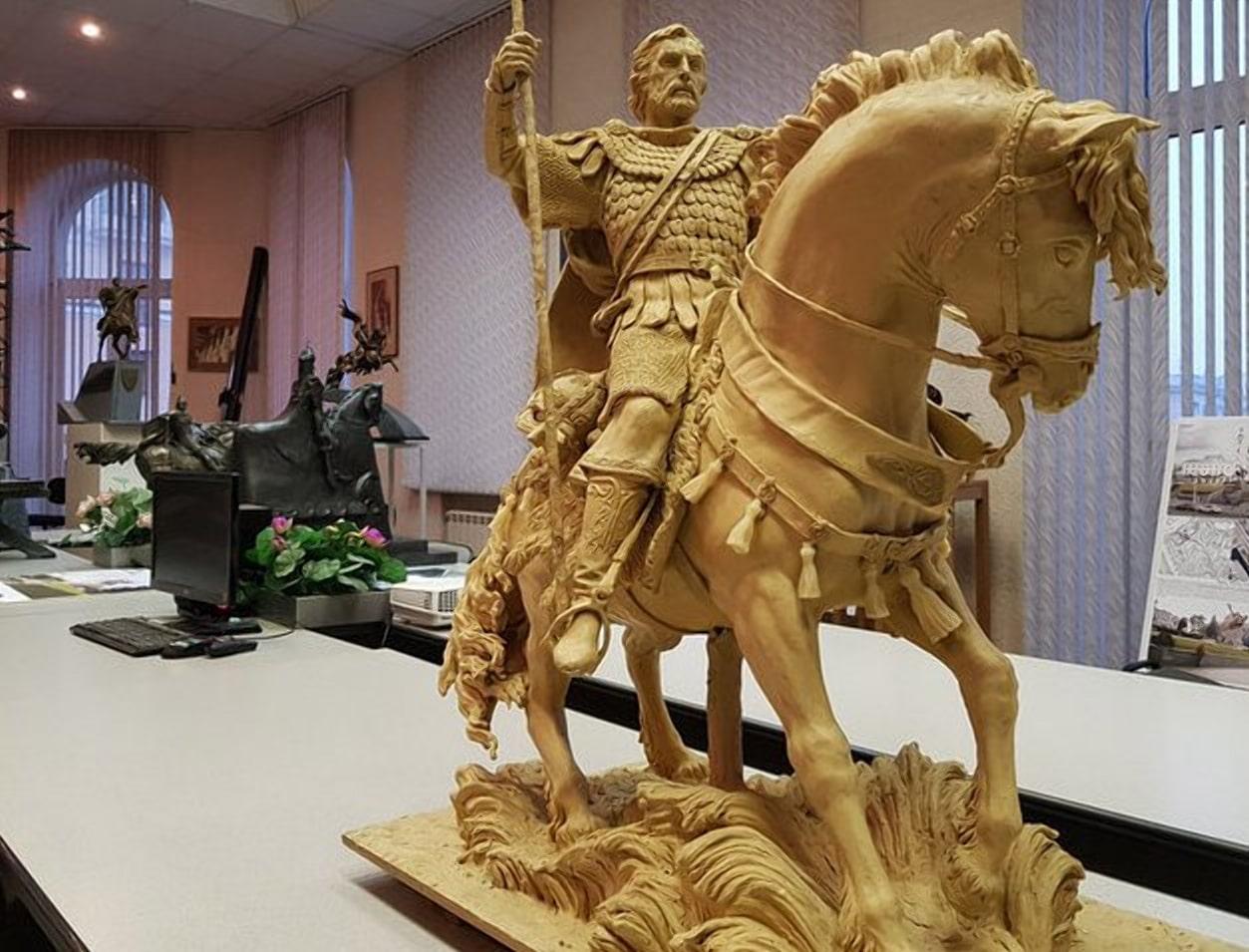 Памятник Глебу Минскому