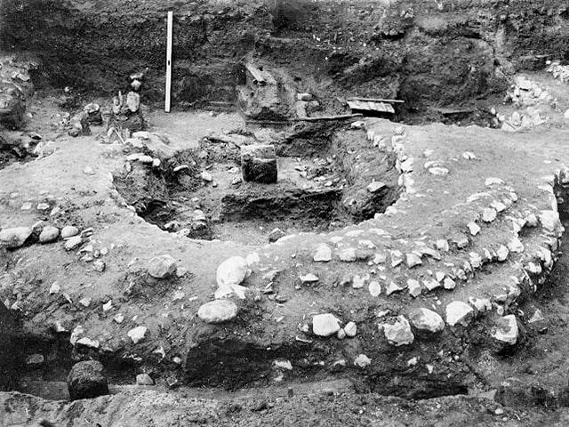 Раскопки минского городища