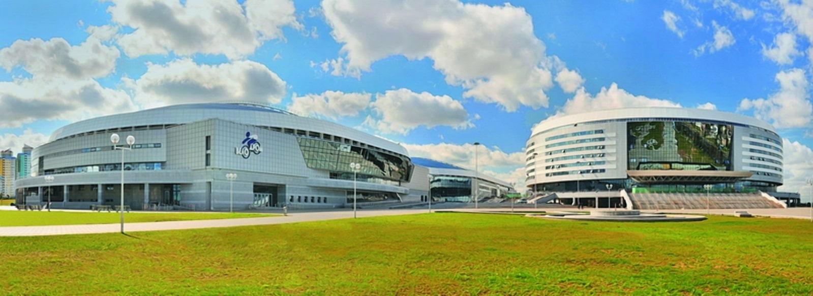 Универсальный комплекс Минск-Арена