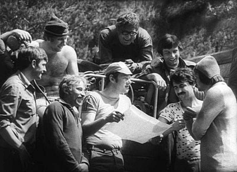 Экспедиция 80-х годов