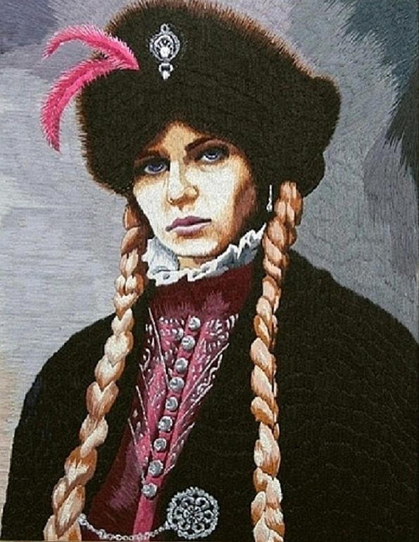 Анна Ильинич - последняя любовь строителя Мирского замка