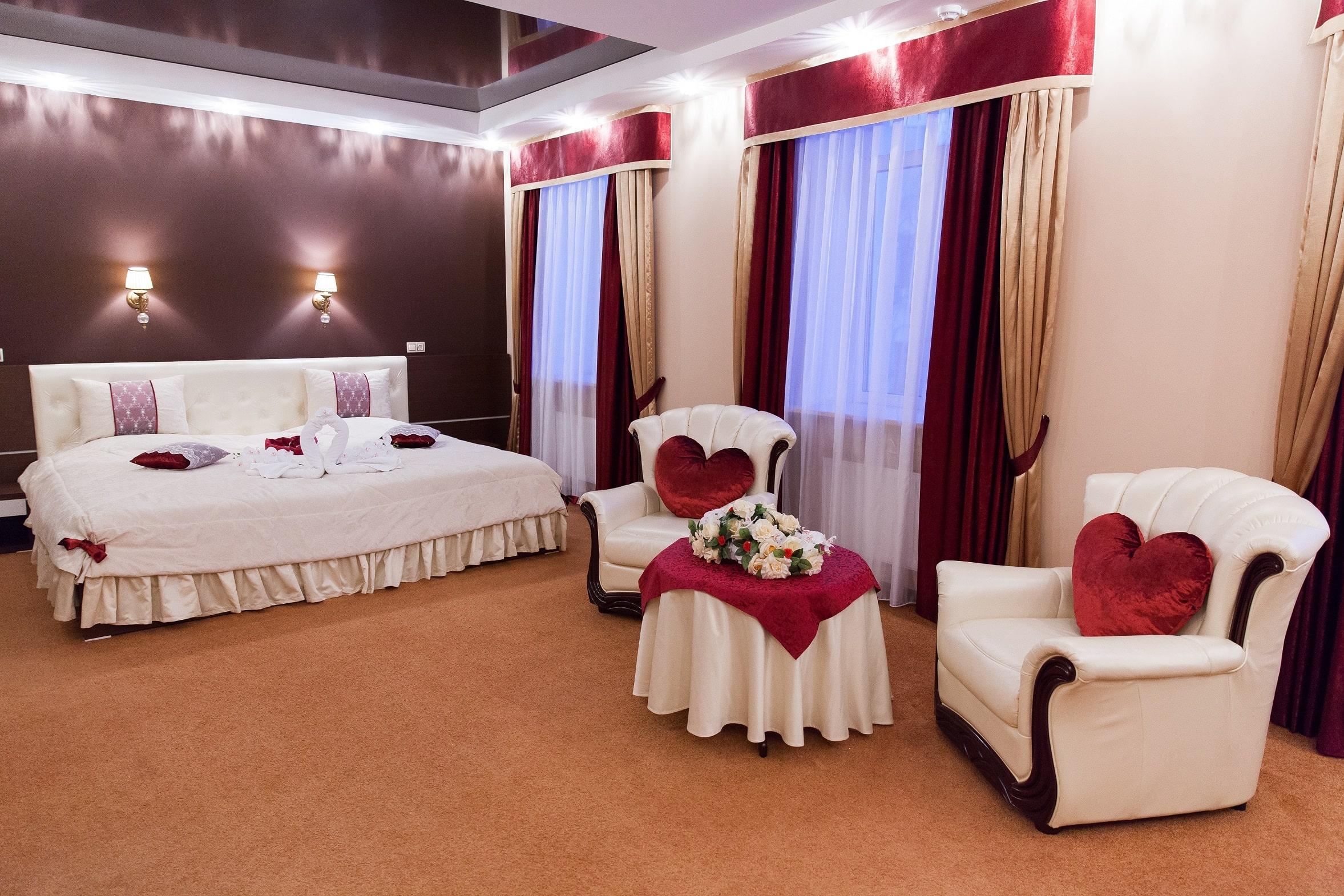 Аппартаменты для новобрачных в Минске