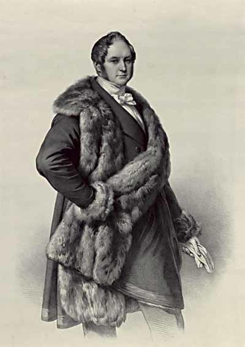 Богатейший вдовец князь Петр Витгенштейн