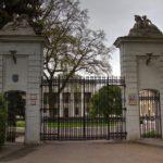 Ворота Нового замка в Гродно