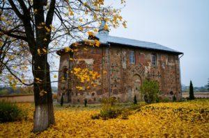 Древняя церковь в Гродно