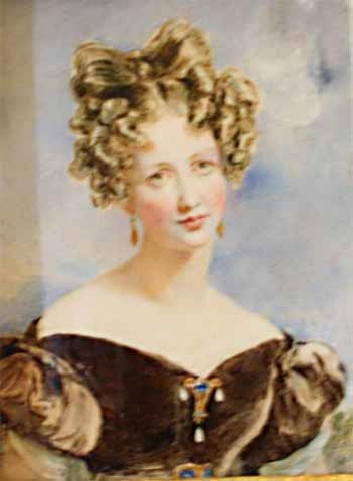 Наследница радзивилловских богатств Стефания Радзивилл