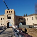 Реставрация Гродненского замка