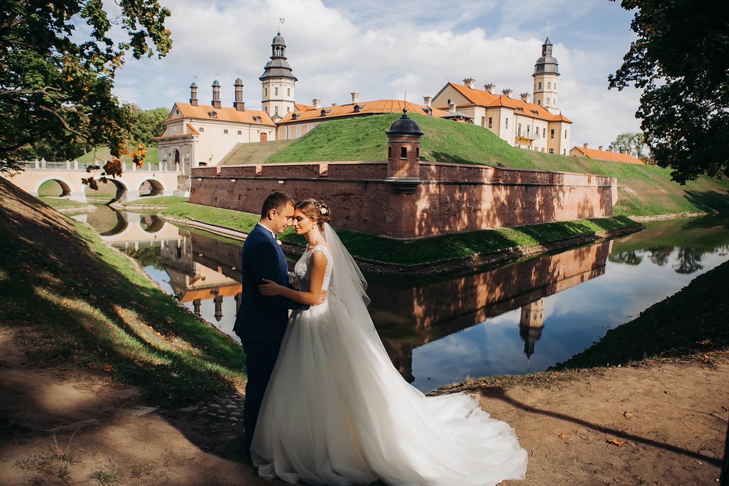 Свадебное путешествие в Беларусь
