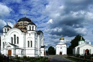 Спасо-Ефросиниевский женский монастырь