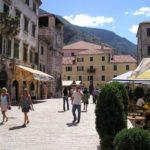 Улочки в Черногории