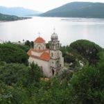 Храм в Черногории