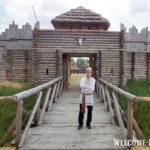 Археологический музей в пуще ждет туристов