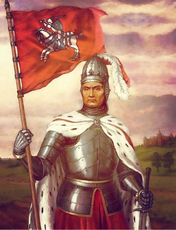 Великий князь Витовт строитель Гродненского замка