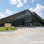Вход в археологический музей Берестье