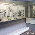 Выставочный зал металлических изделий