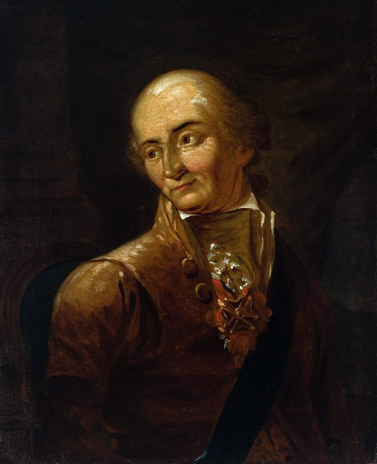 Гродненский староста- Антоний Тызегауз