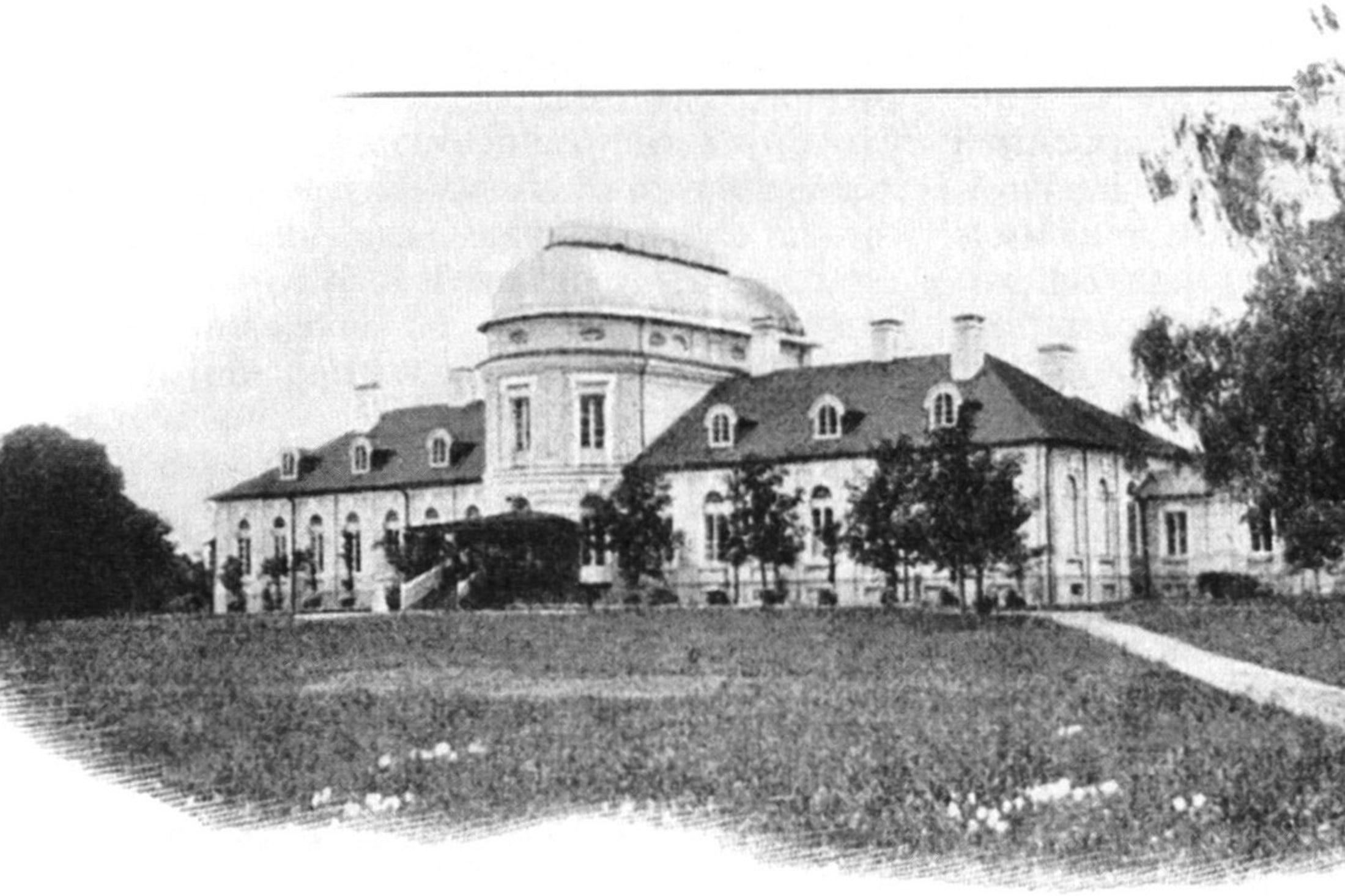 Дворец Хрептовича в Щорсах