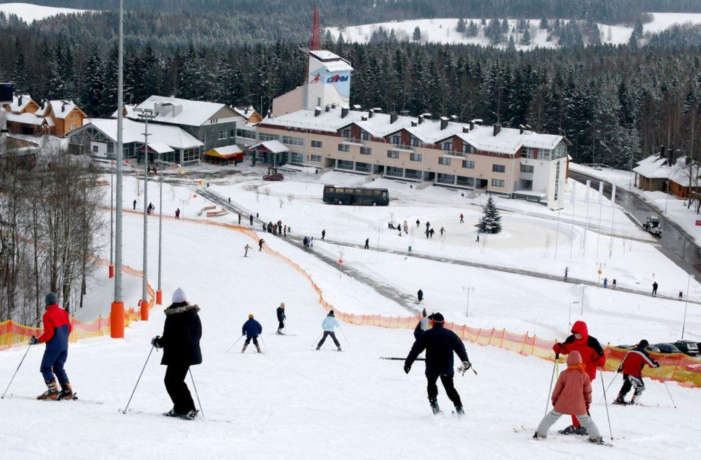 Отдых горнолыжный в Беларуси